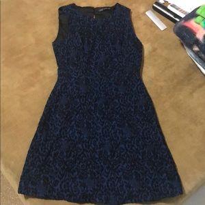 Zara Woman Euro S Mini Dress